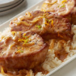 Recipe picture of Smothered Pork Chops With Buttermilk Gravy